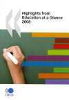Highlights from Education at a Glance 2008